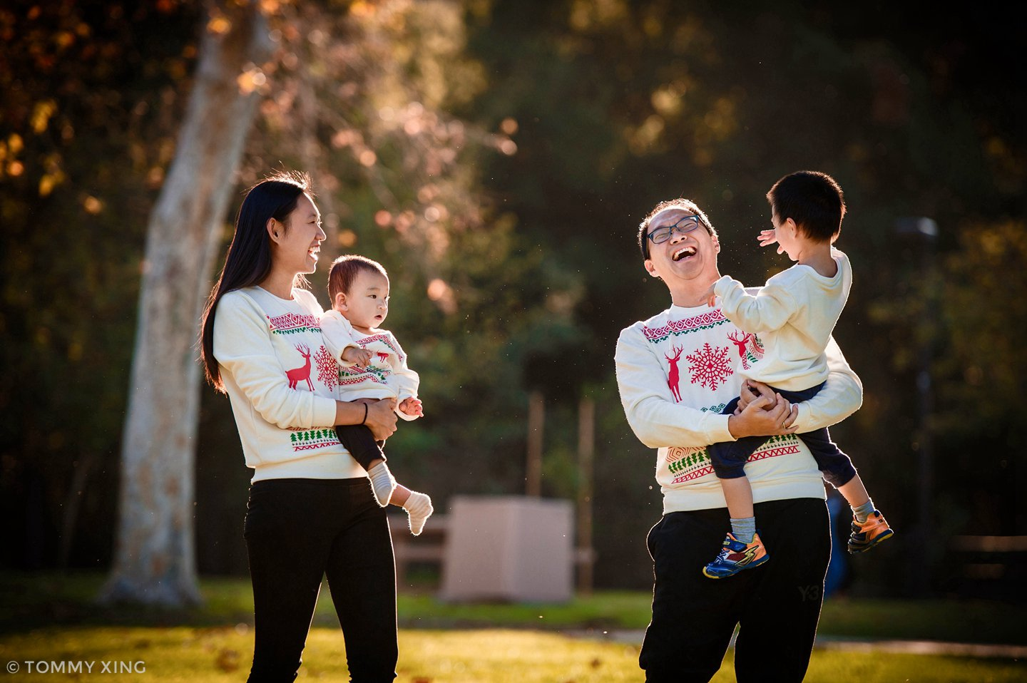 Los Angeles Family Portrait Photographer 洛杉矶家庭摄影师 Tommy Xing  09.jpg