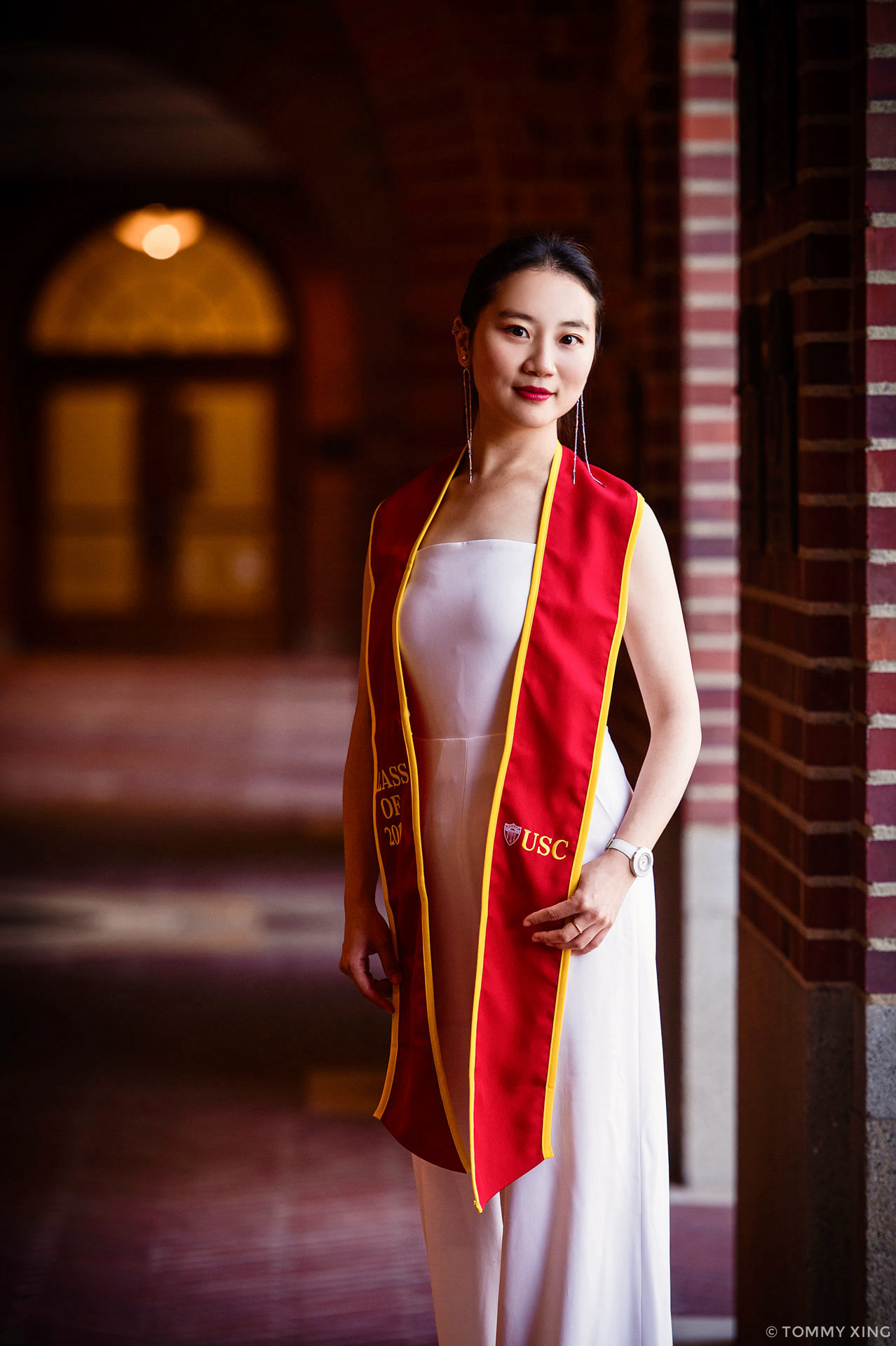 Graduation Pictures Los Angeles USC UCLA - Tommy Xing Photography 15.jpg
