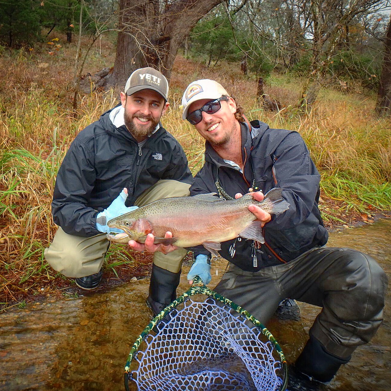 Guadalupe River Trout Fishing