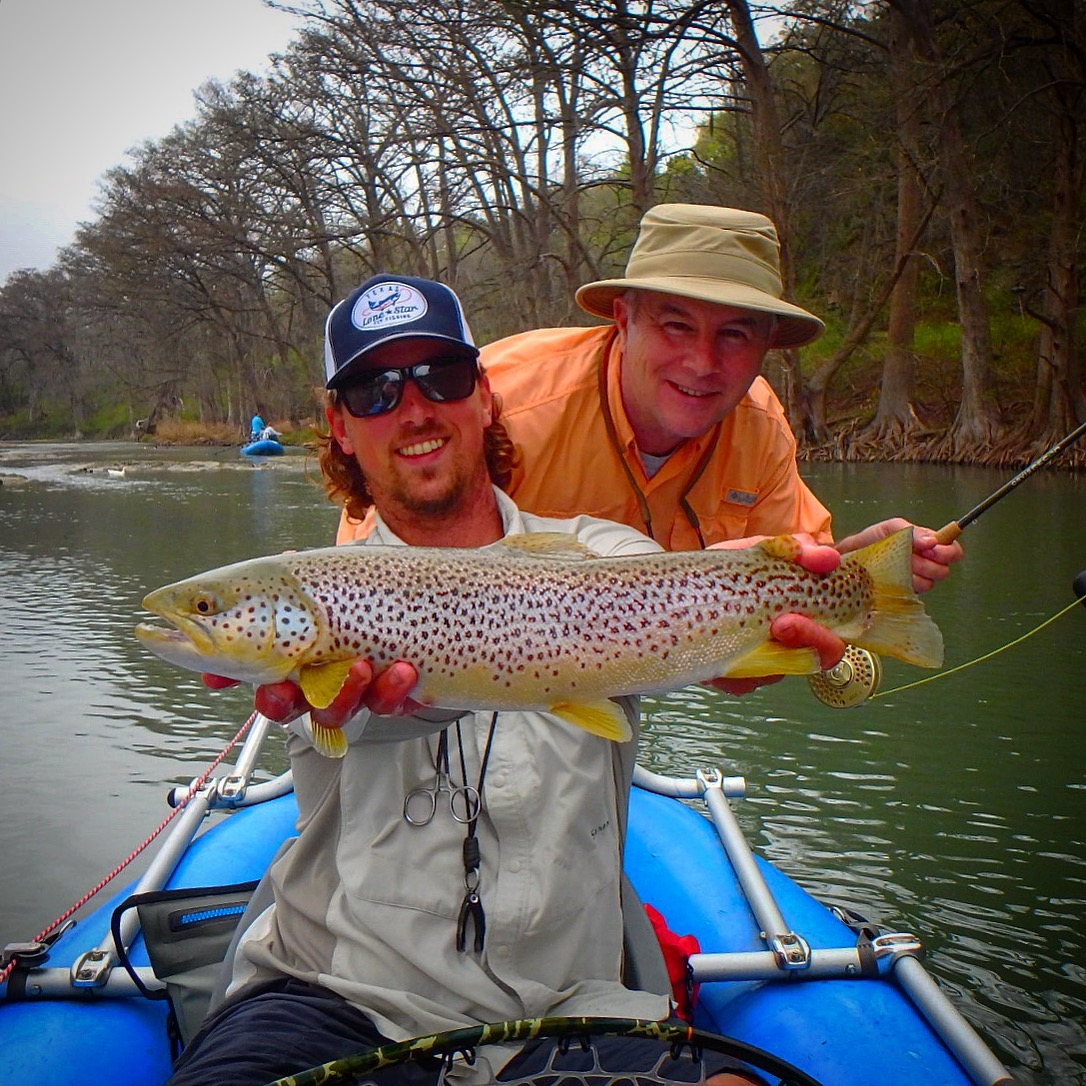 Guadalupe River Fly Fishing Guide