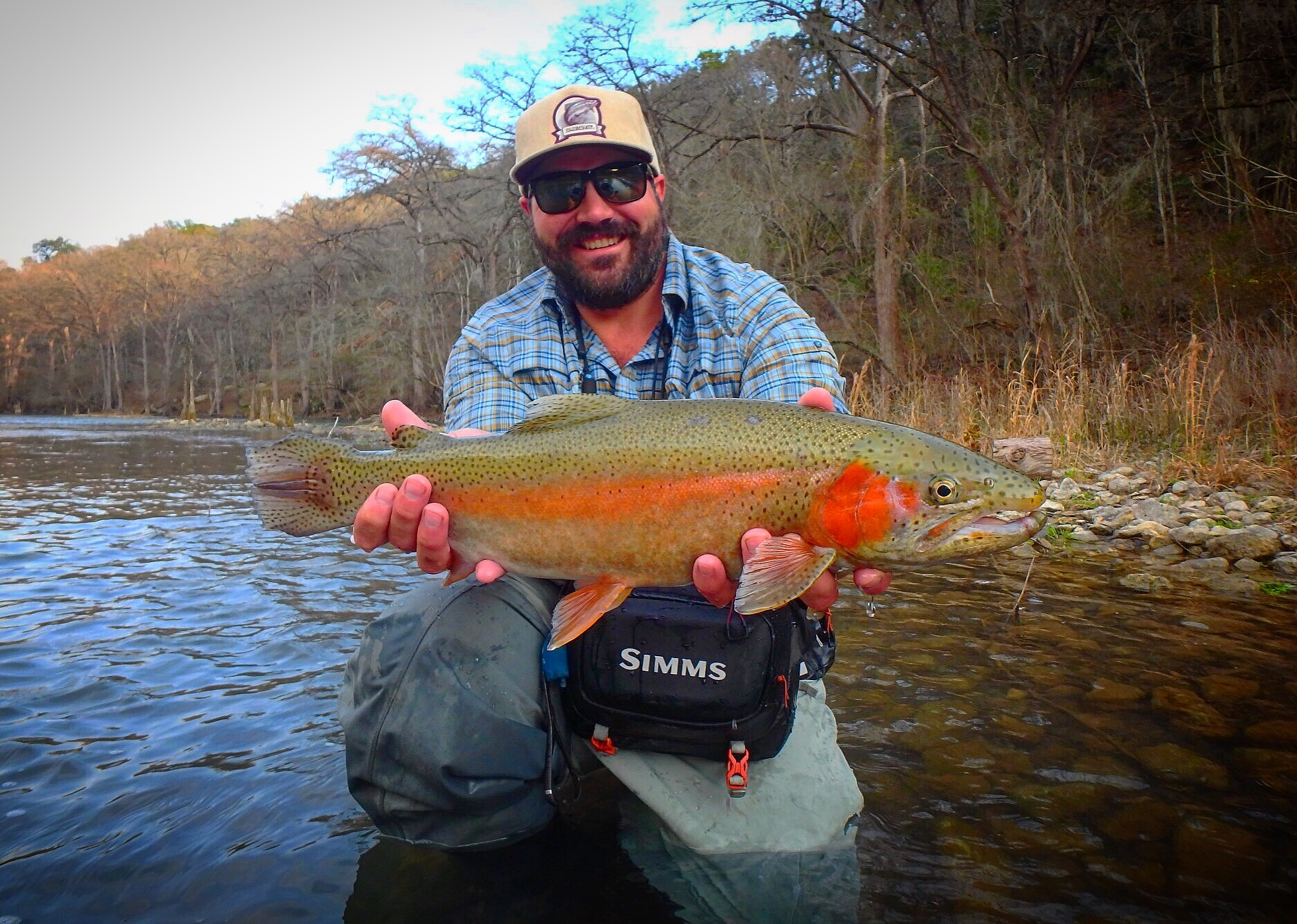 Guadalupe River Fishing