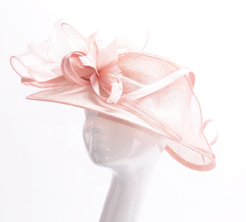 0500001705-100% Sinamay Summer Hat-150802-Pink.JPG