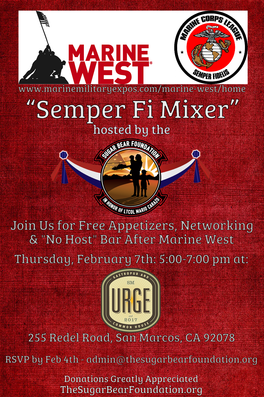Marine West Semper Fi Mixer Feb 7 2019.png