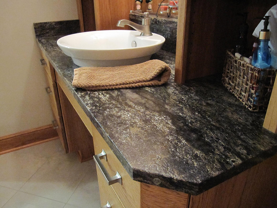 bathroom highly recommended cabinetry work