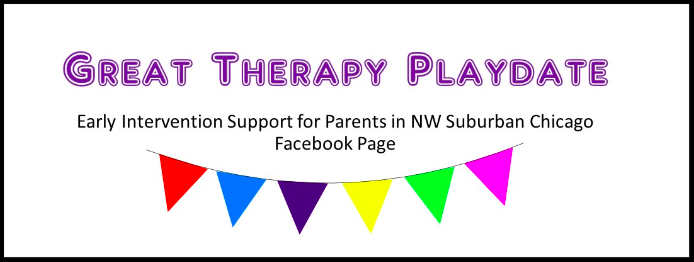 Great Therapy Playdate - May 6, 2018