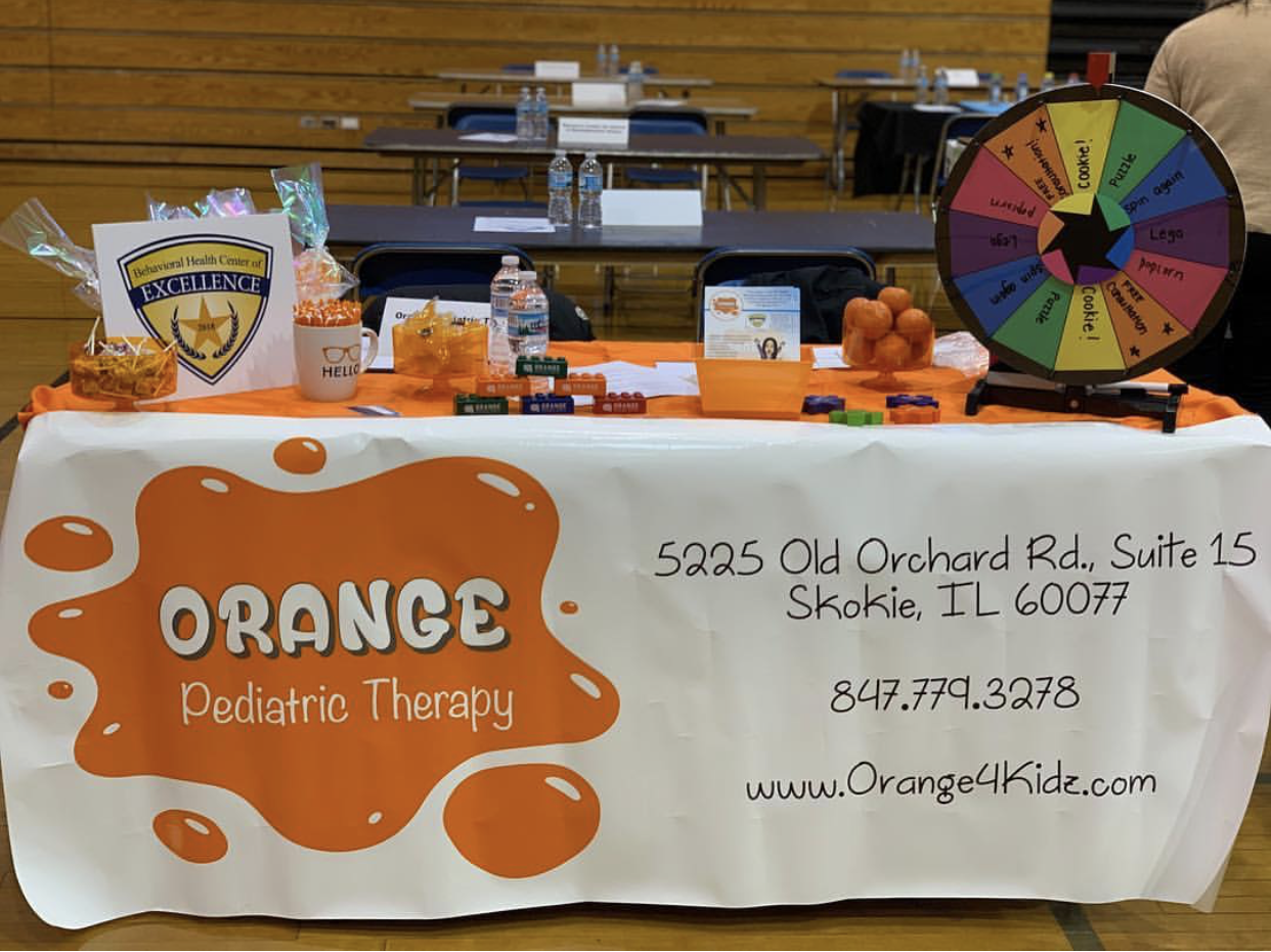 Developmental Differences Resource Fair - March 2019