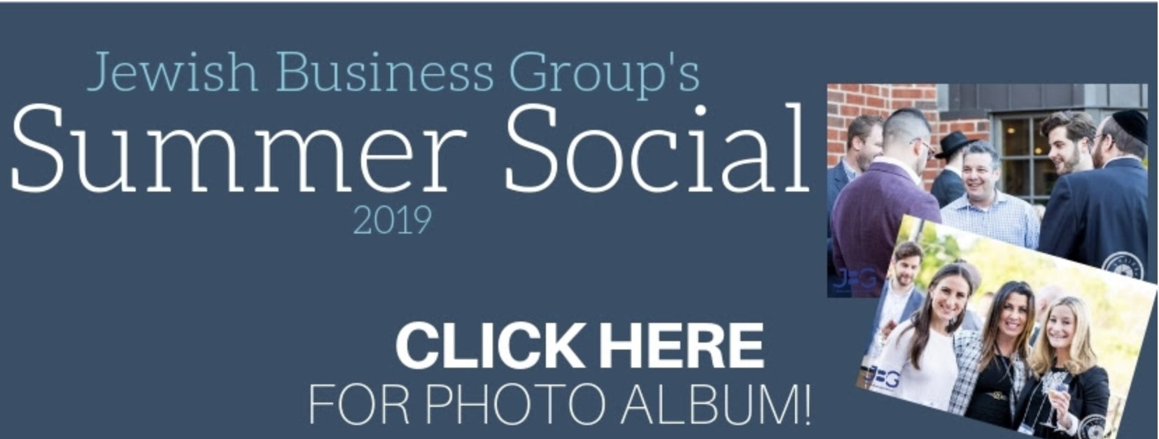 JBG Summer Social - June, 2019