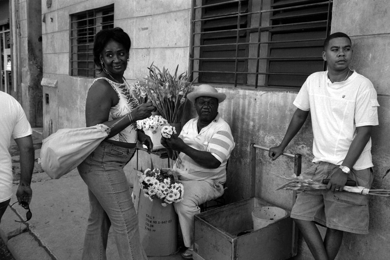 Street life in Havana, Cuba.