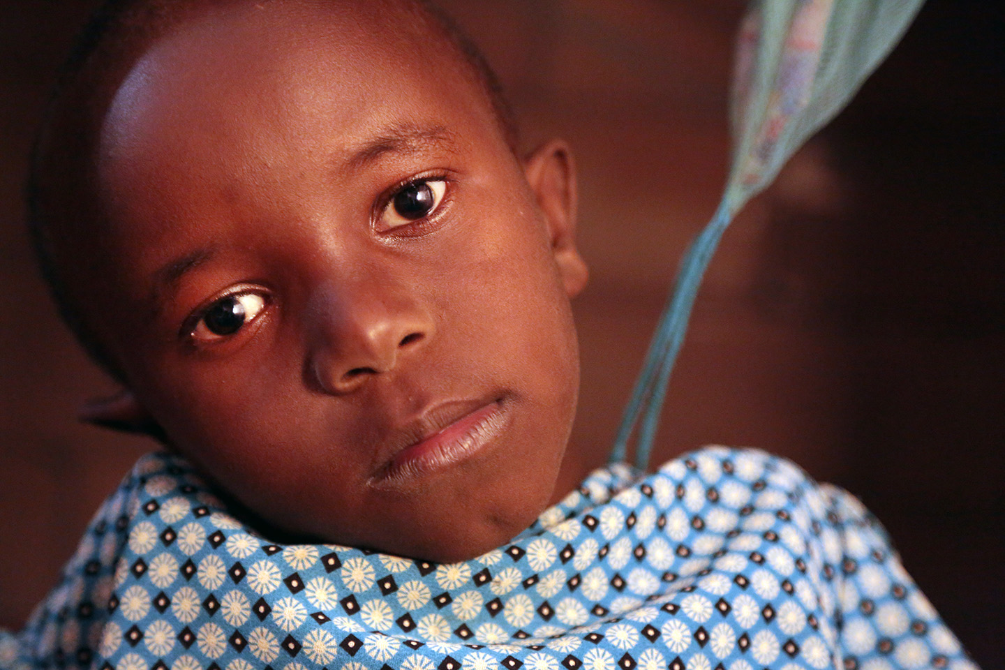 """""""The Caring World"""" project on pediatric HIV in Kenya"""