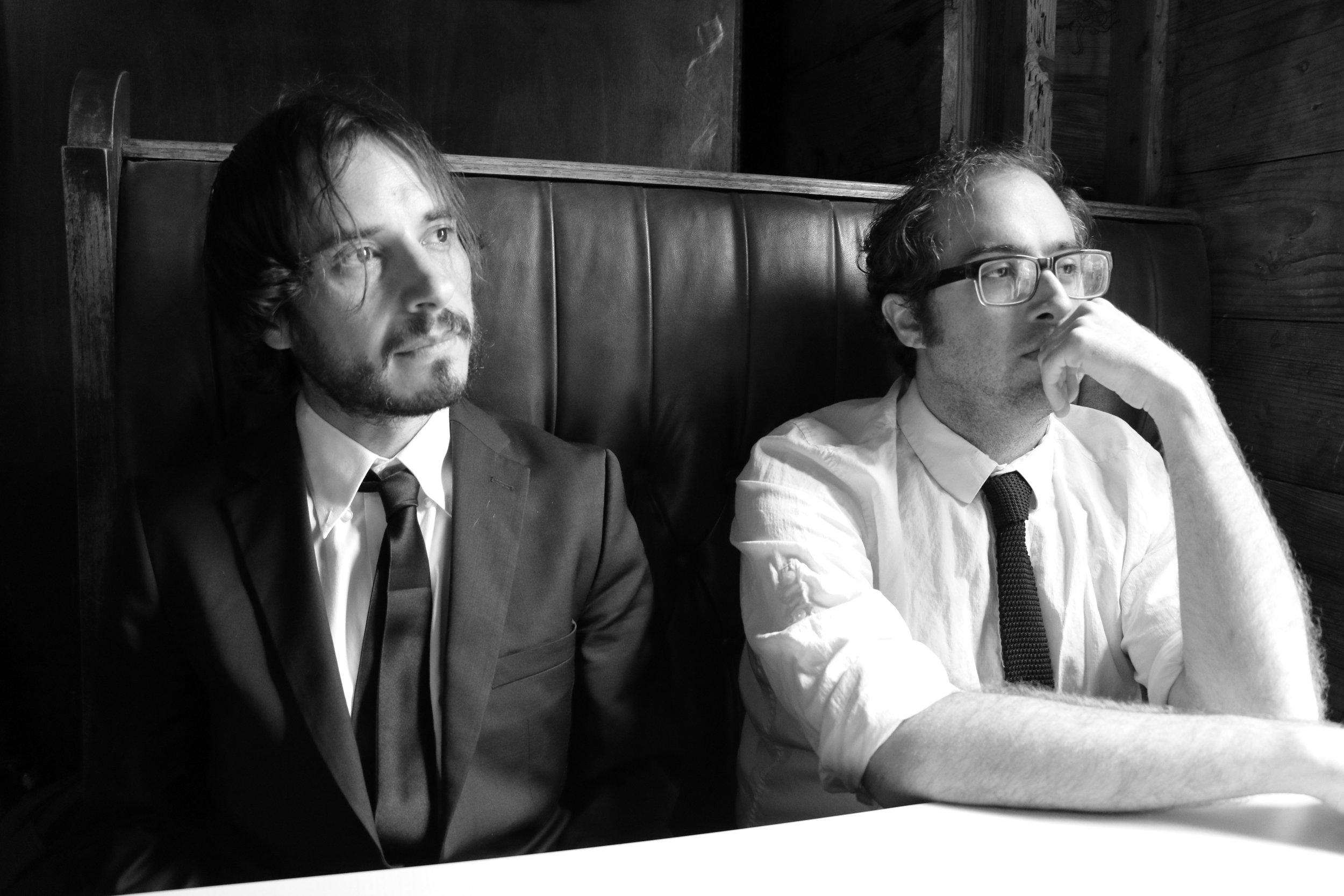Richard Anthony & Dan Wolff (Photo: Lauren Giebitz)