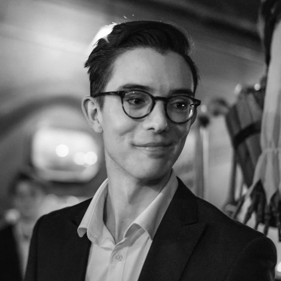 Matt Taylor - Mentor • Curatorial team