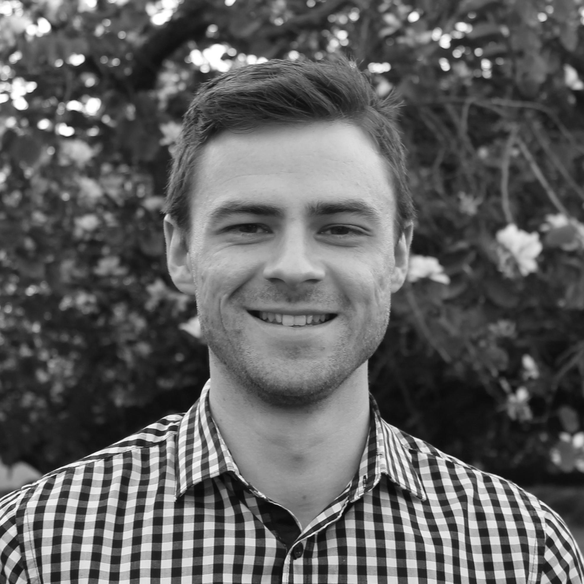 Rhys Dinning - Mentor • Partnerships & FInance Team