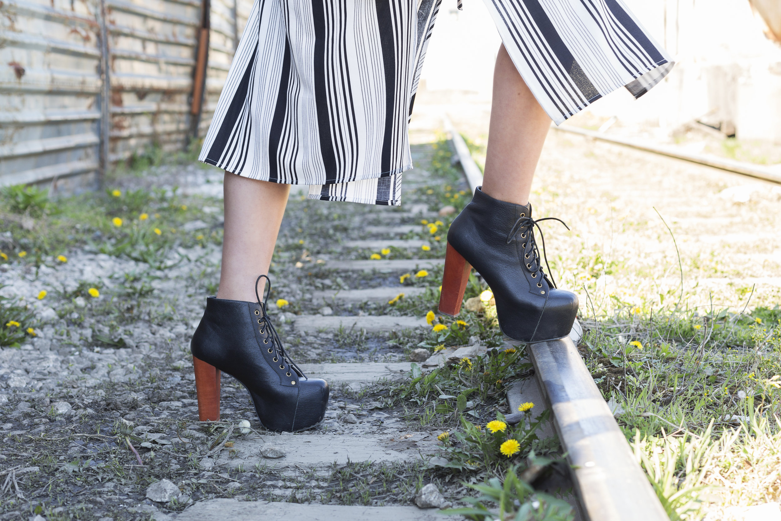 Our love for Jeffrey Campbell will never die