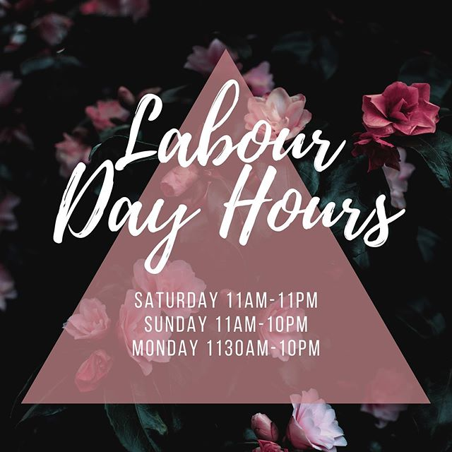 We are open regular hours all weekend long! Swing by tonight for Jazz with Frank and Joe at 6, have a lazy Sunday relaxing And soaking up the sunshine on the patio, or pop by for a back to school dinner on Monday! #holiday #weekend #labourday #backtoschool #falliscoming #thearms #lakesimcoe #lakesimcoearms #jacksonspoint
