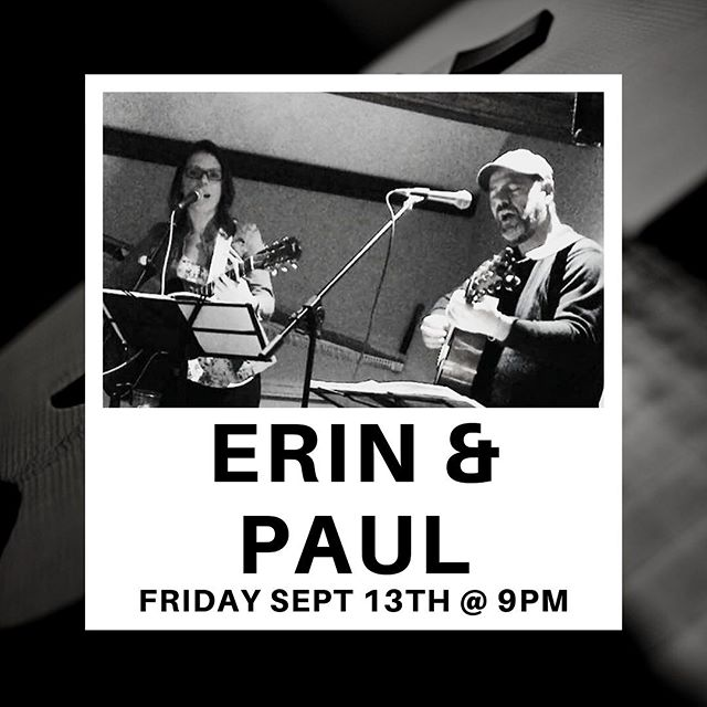 This Friday we have our local duo Erin and Paul playing at 9pm. Stop by if you're looking for awesome music and great food and drink! See you then! #entertainment #thearms #lakesimcoe #livemusic #localmusicians #lakesimcoearmspub #lakesimcoearms