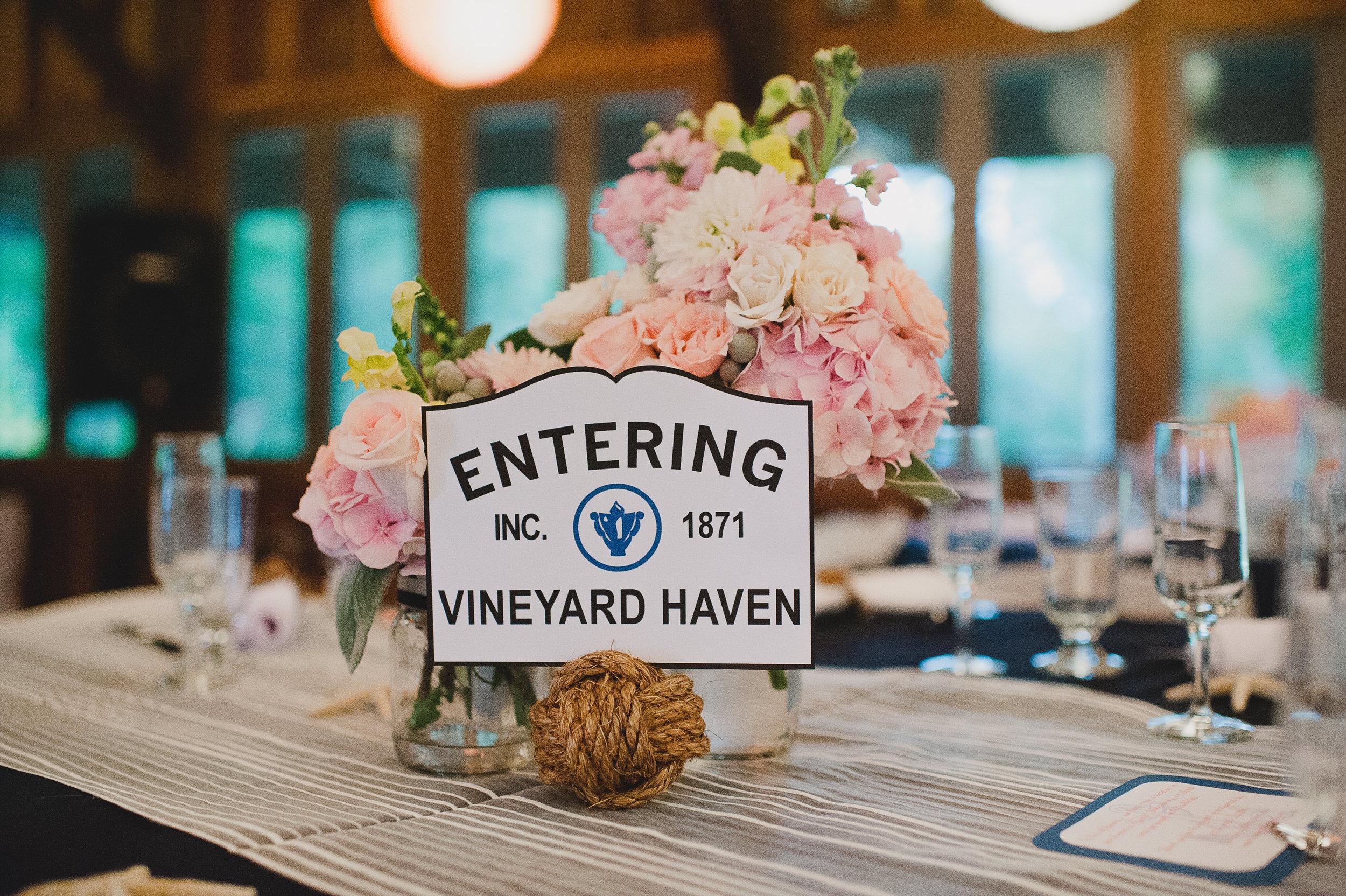 Martha's Vineyard Tables