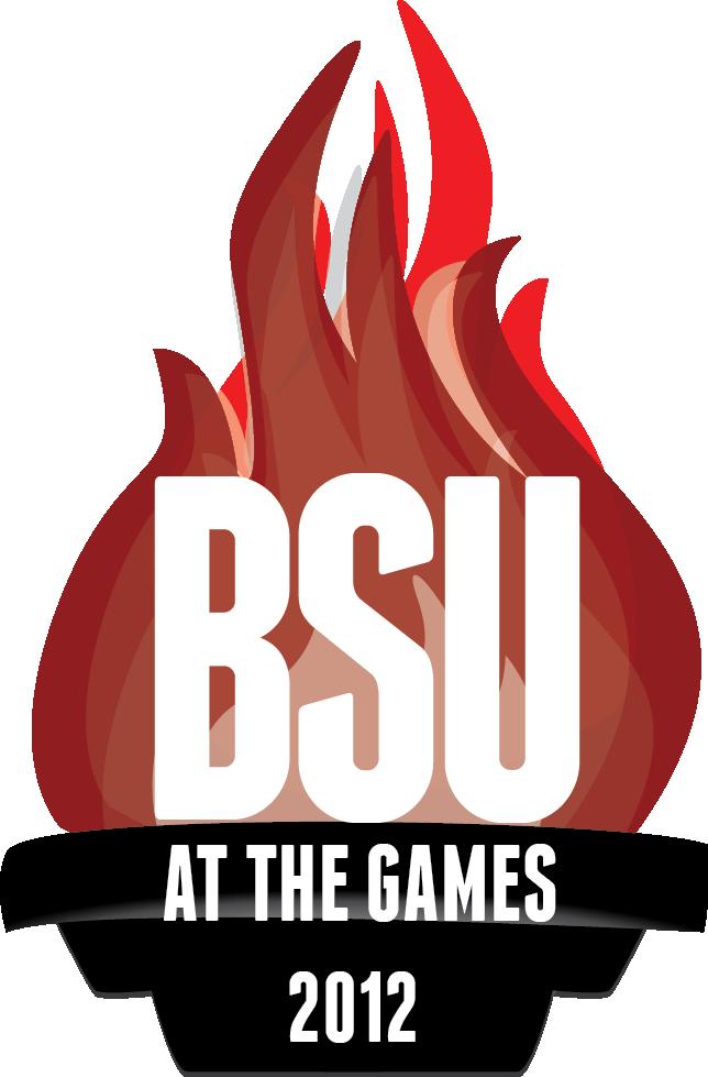 BSU at the Games Logo - 1