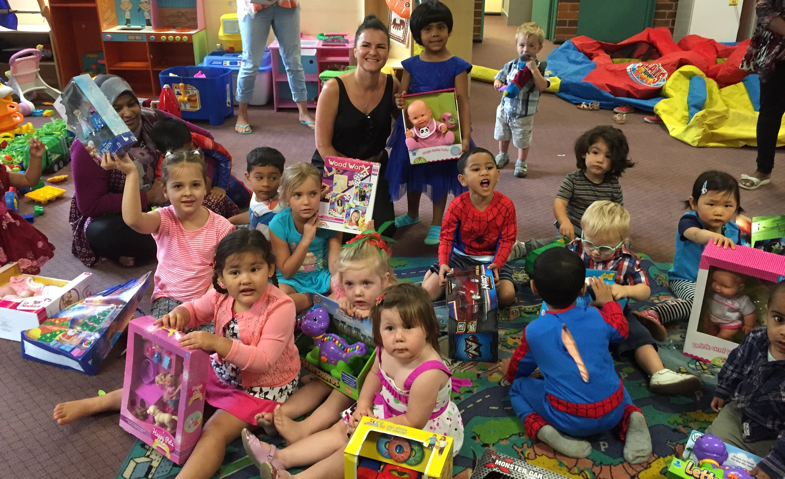 Warwick Farm Playgroup