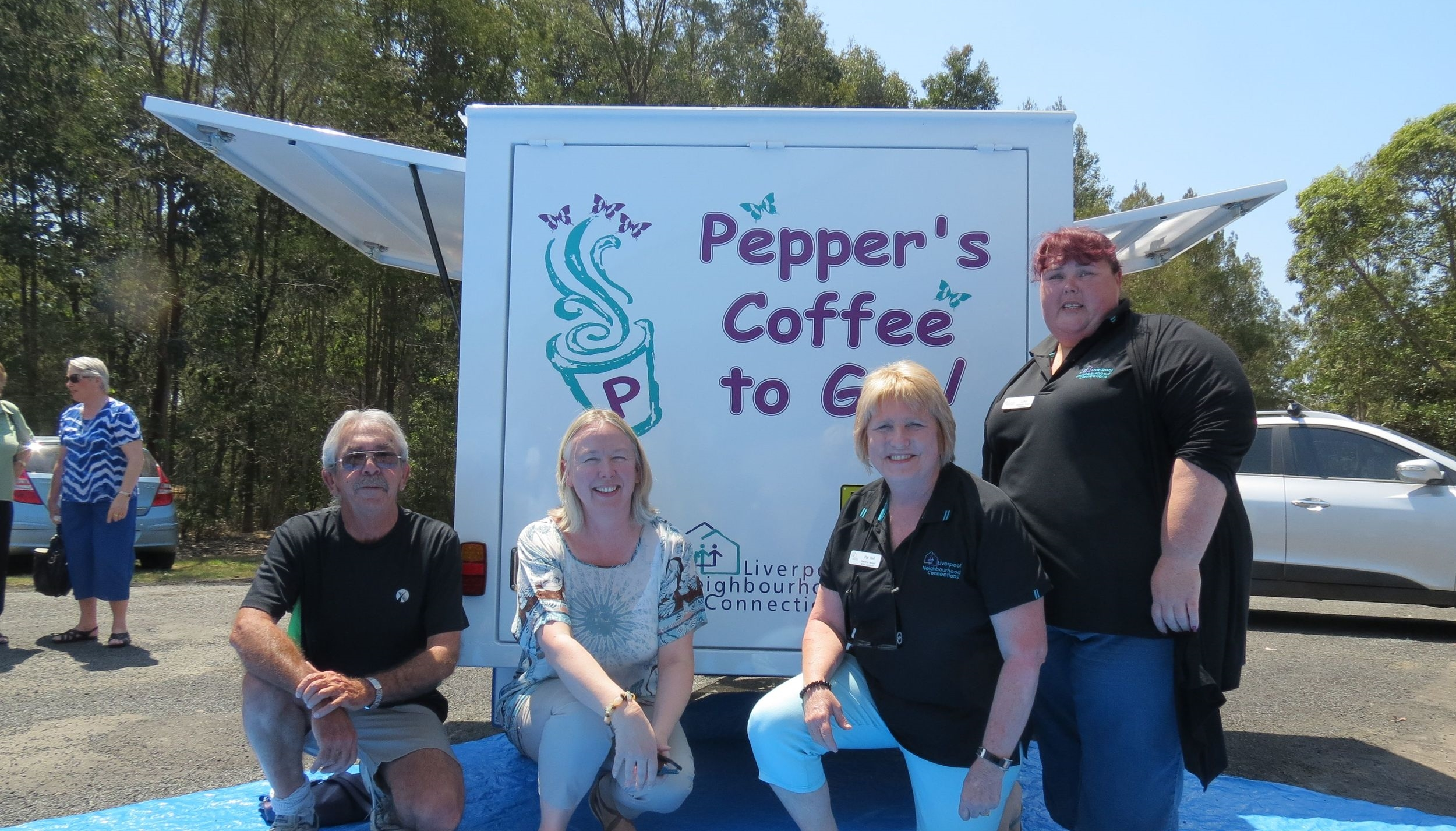 Pepper's Coffee to go