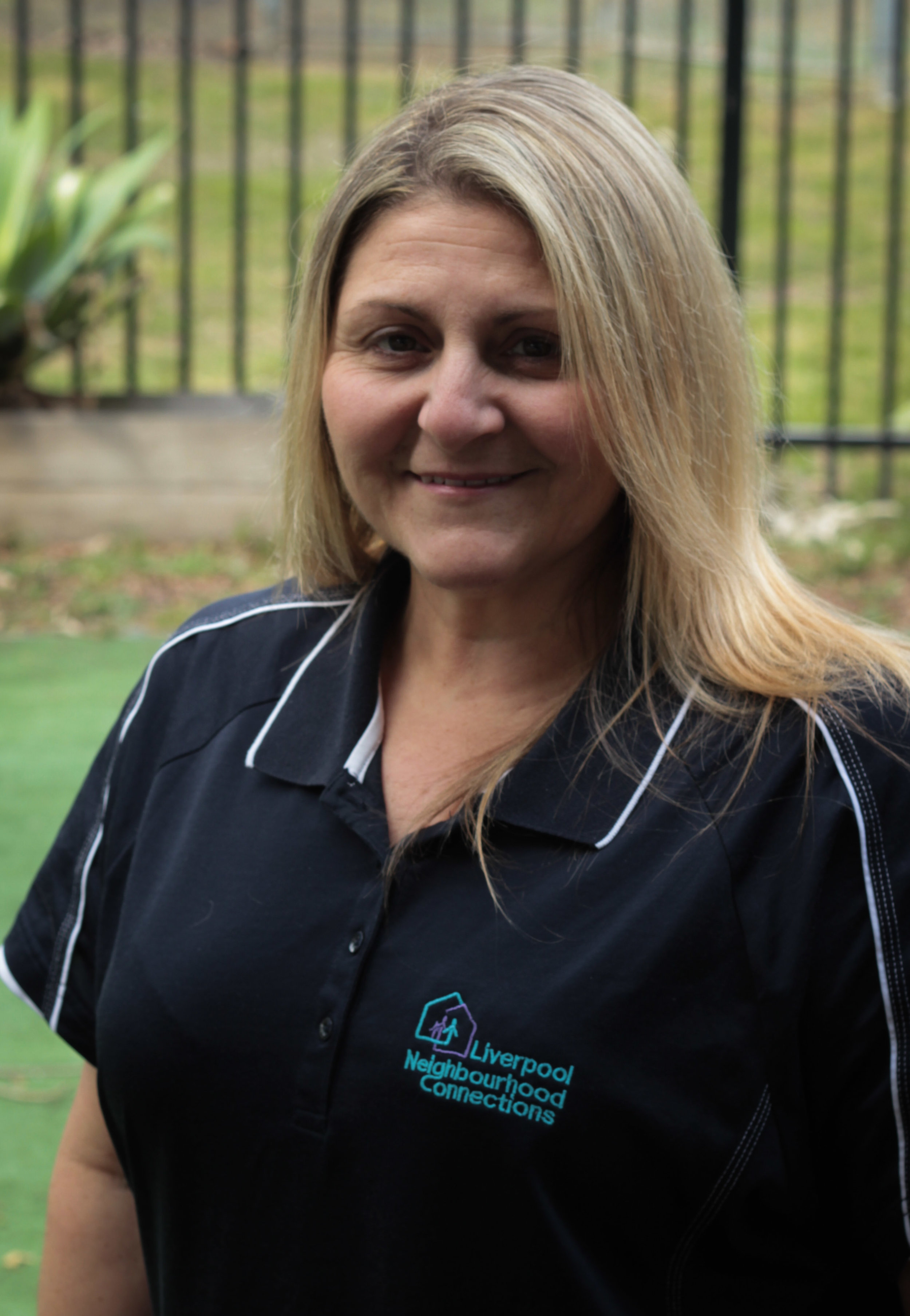 Sarina Torrelli, Children's Services Coordinator