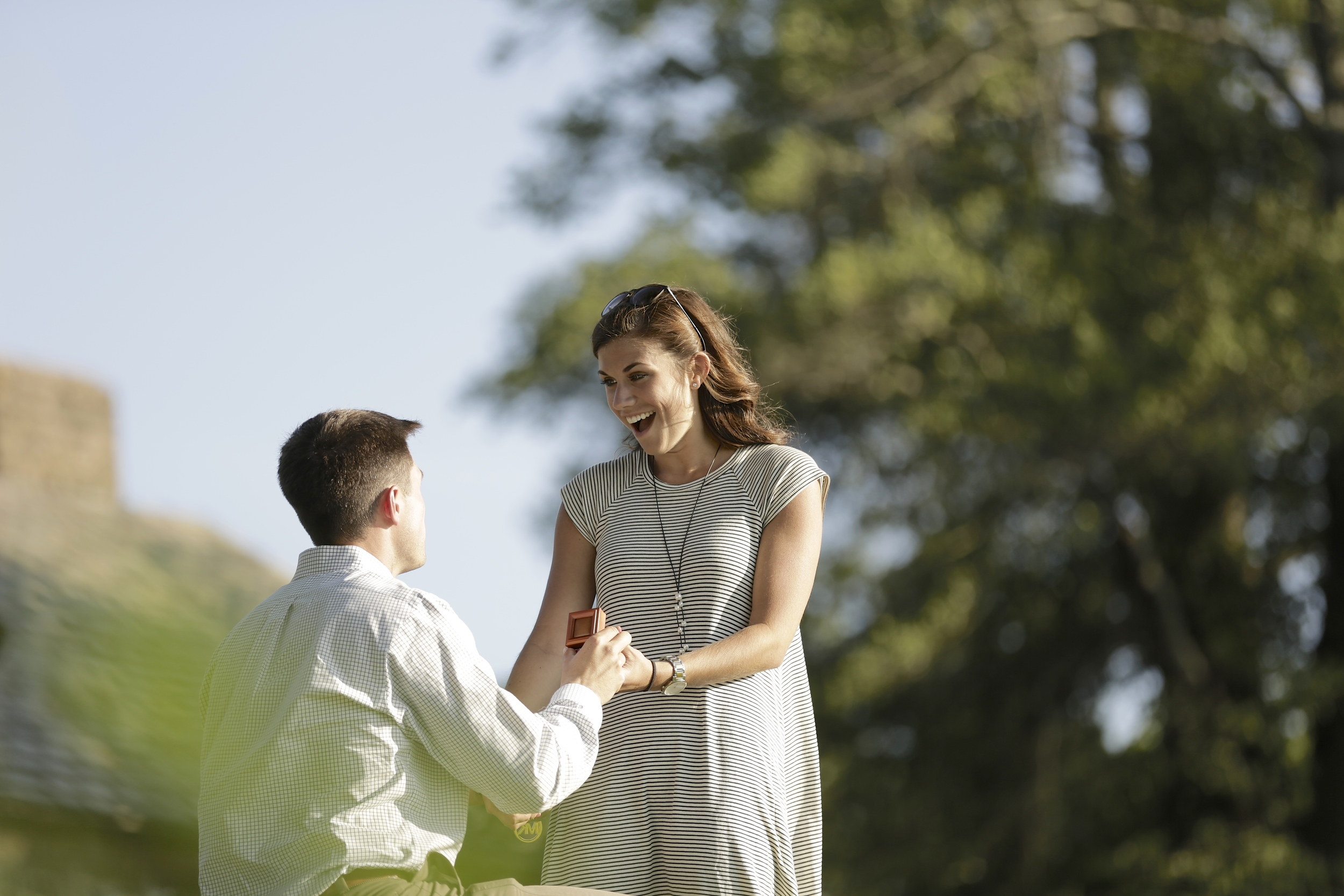 John and Jennifer || Proposal