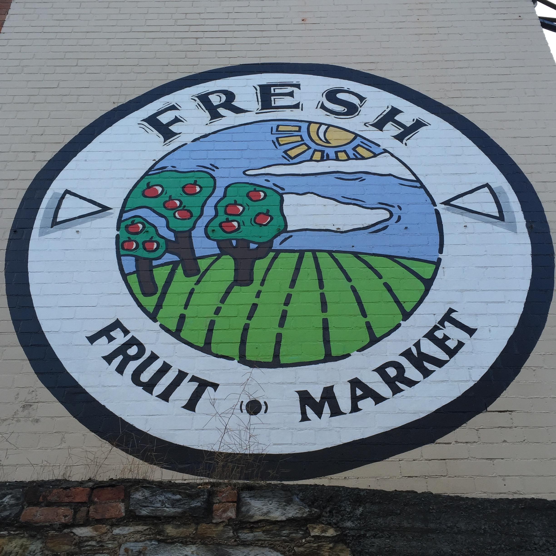 Salamanca Fresh Fruit Market