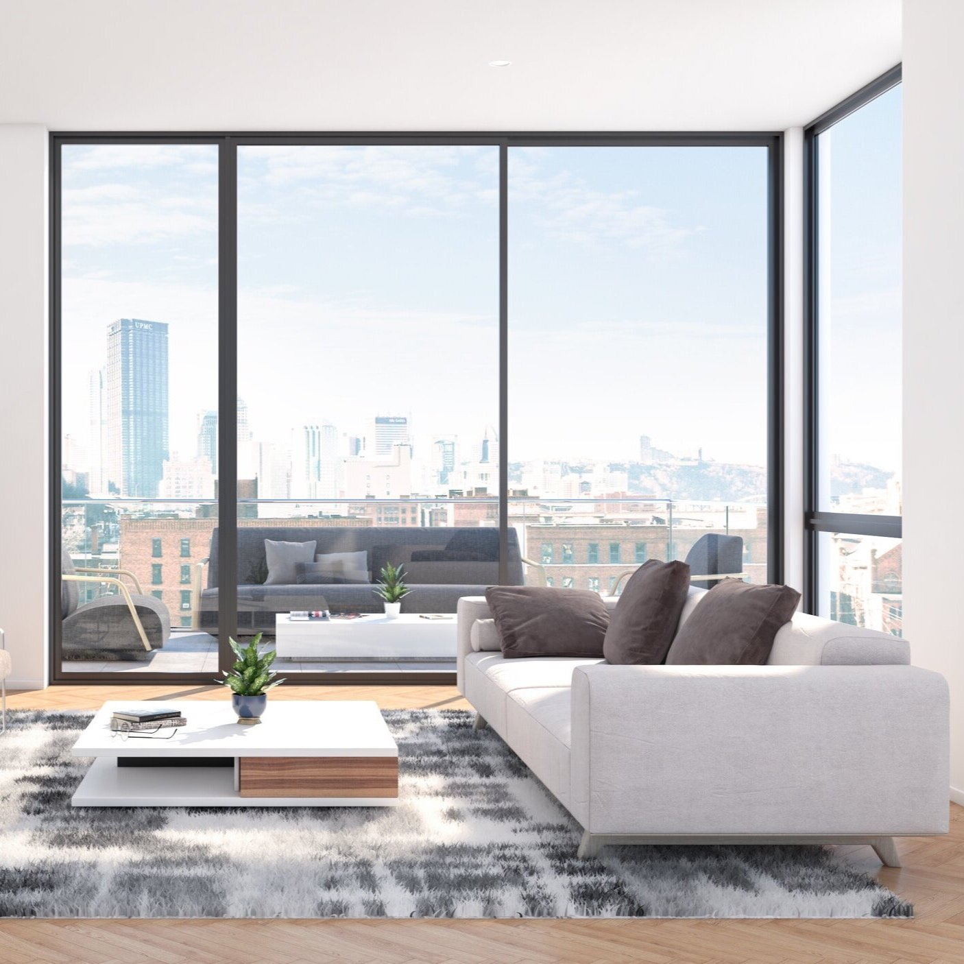 PENN 23Strip District - Sophisticated design meets superior craftsmanship in Pittsburgh's distinguished new addition to city living, located in one of the city's most iconic neighborhoods, the Strip District. Penn 23 offers amenities intended to make everyday living more inspired.
