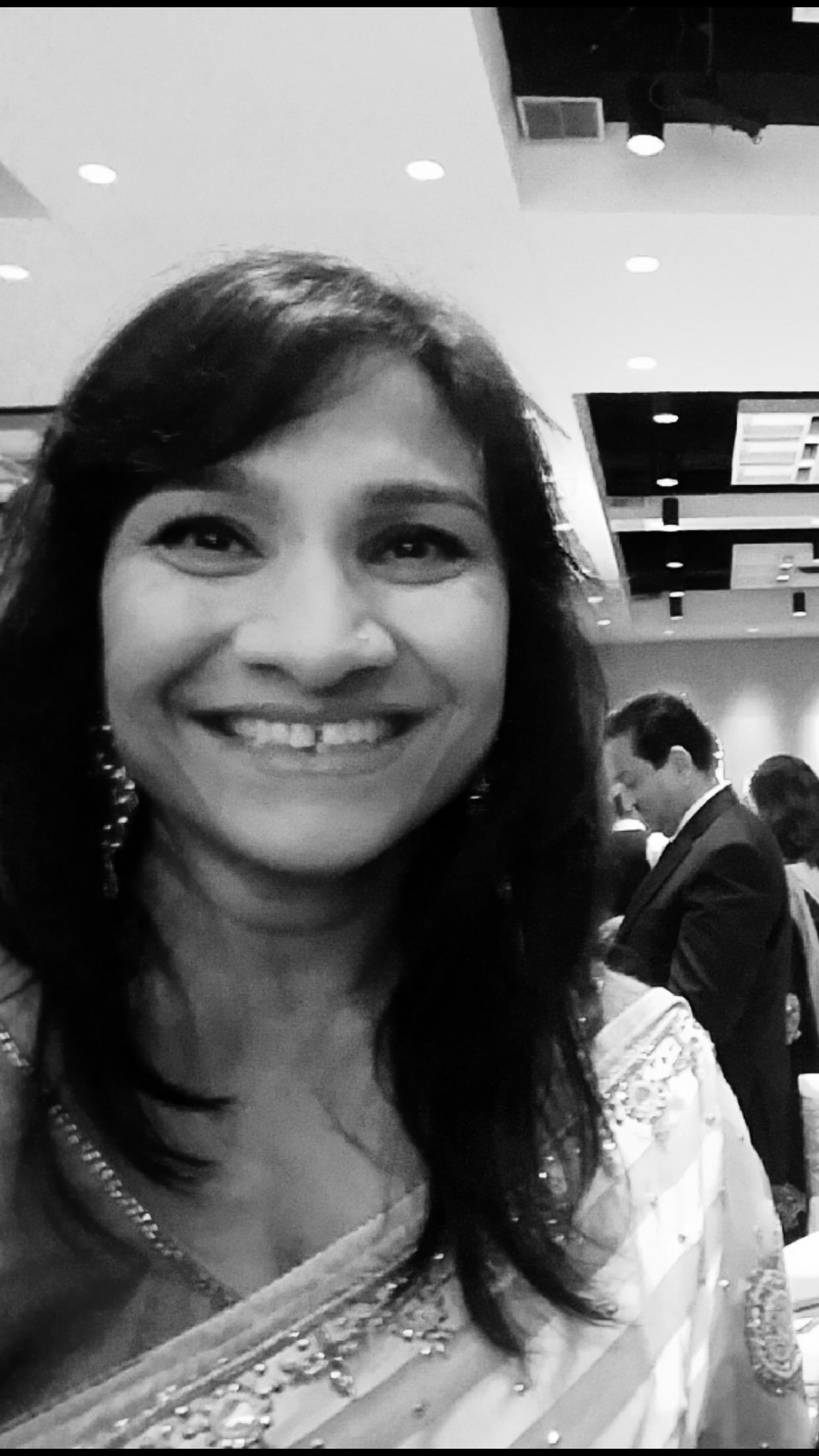 Farida Hasanali  Treasurer
