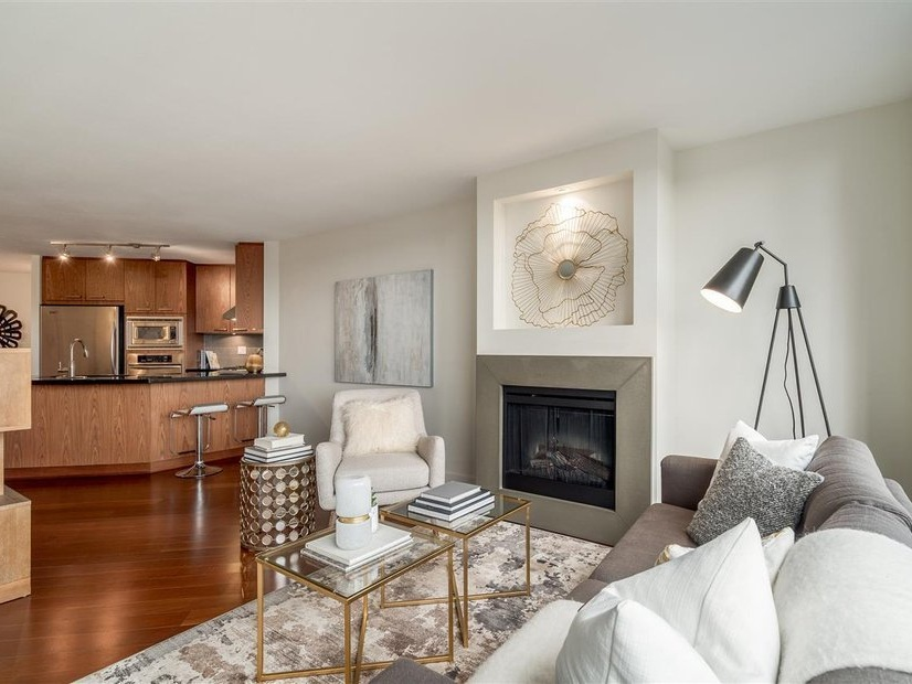 512 - 3228 TUPPER STREET - CAMBIE, VANCOUVERSOLD