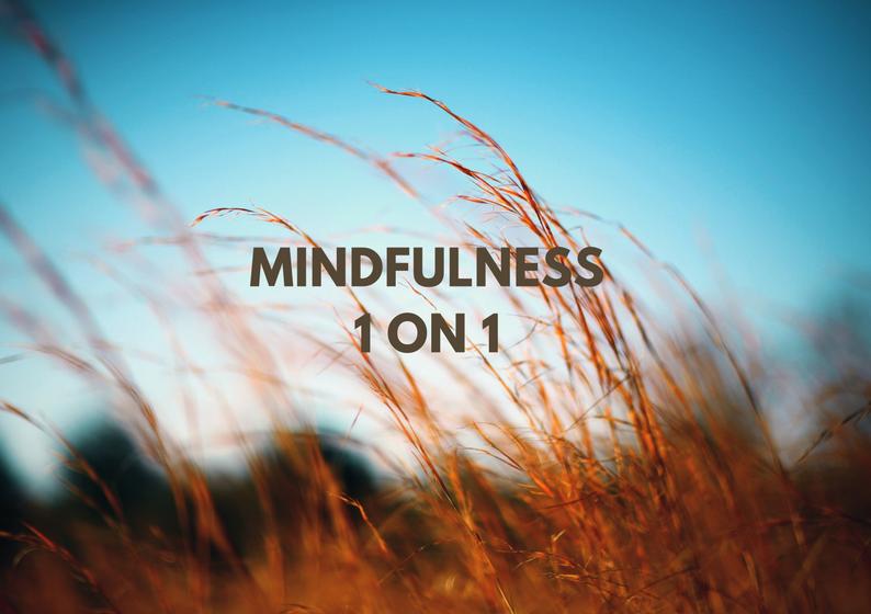 Ατομικά μαθήματα - Ατομικά προγράμματα mindfulness προσαρμοσμένα στις ανάγκες και το πρόγραμμά σας.