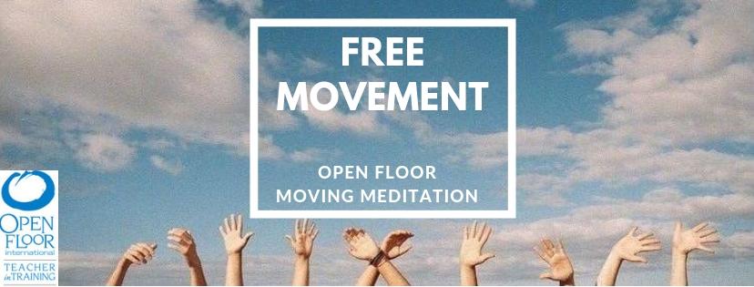 Open Floor κινητικός διαλογισμός συνειδητή κίνηση Μυρτώ Λεγάκη conscious dance