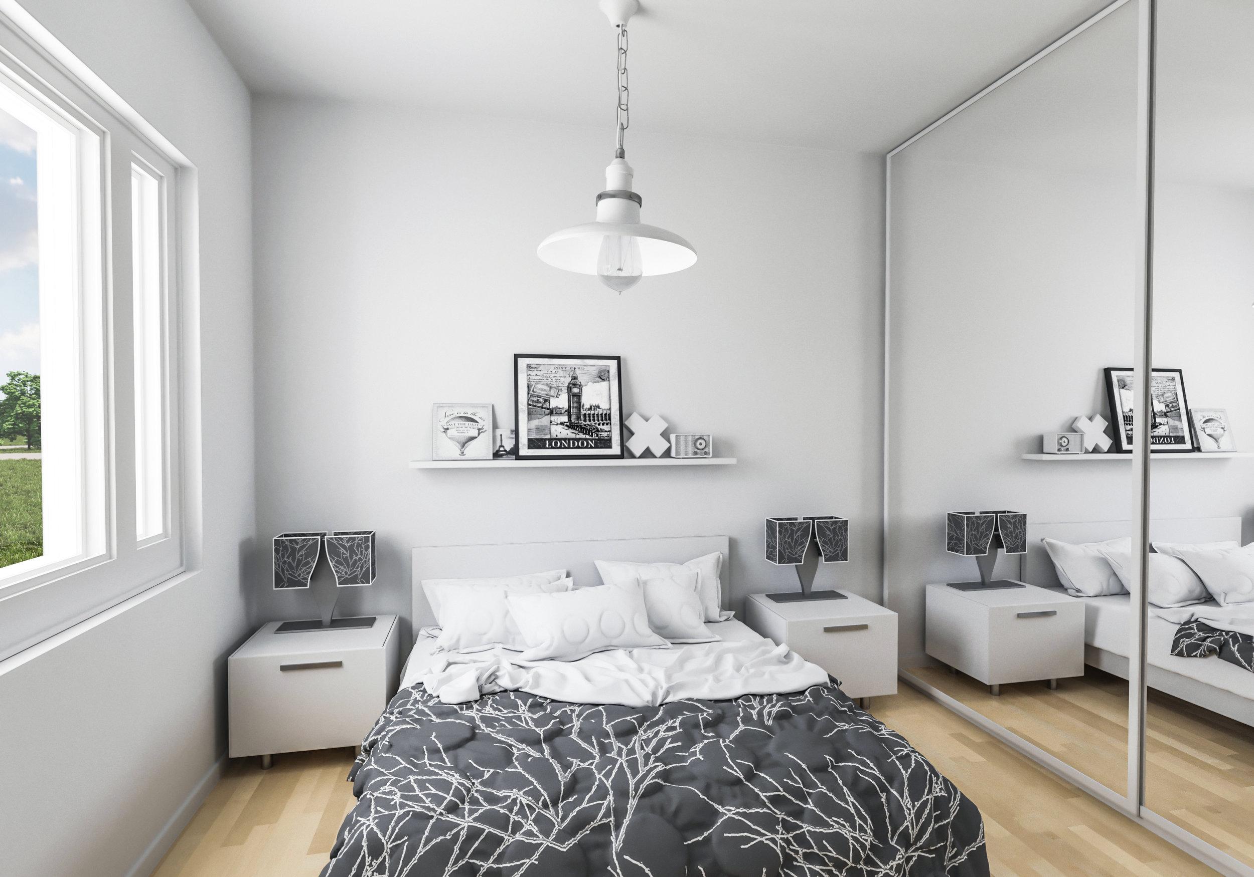Makuuhuone 91,5 m2