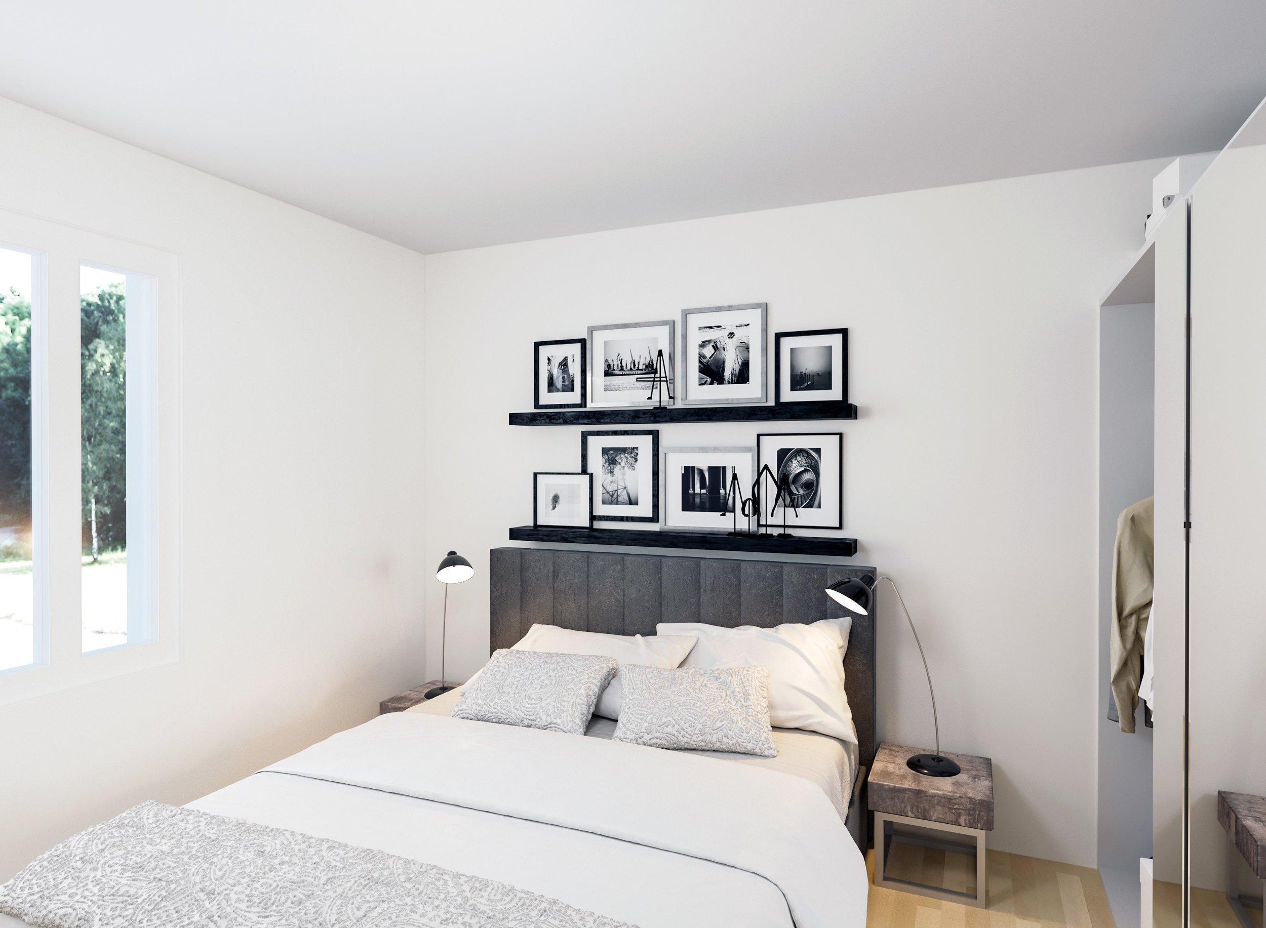 Makuuhuone 103 m2