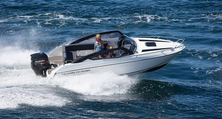 ASKELADDEN C61 Cruiser