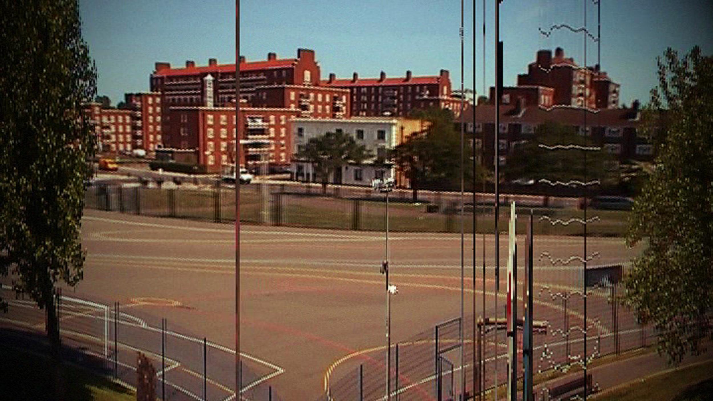 Daniel Crooks | Train No. 8 | 2005 | Digital Video