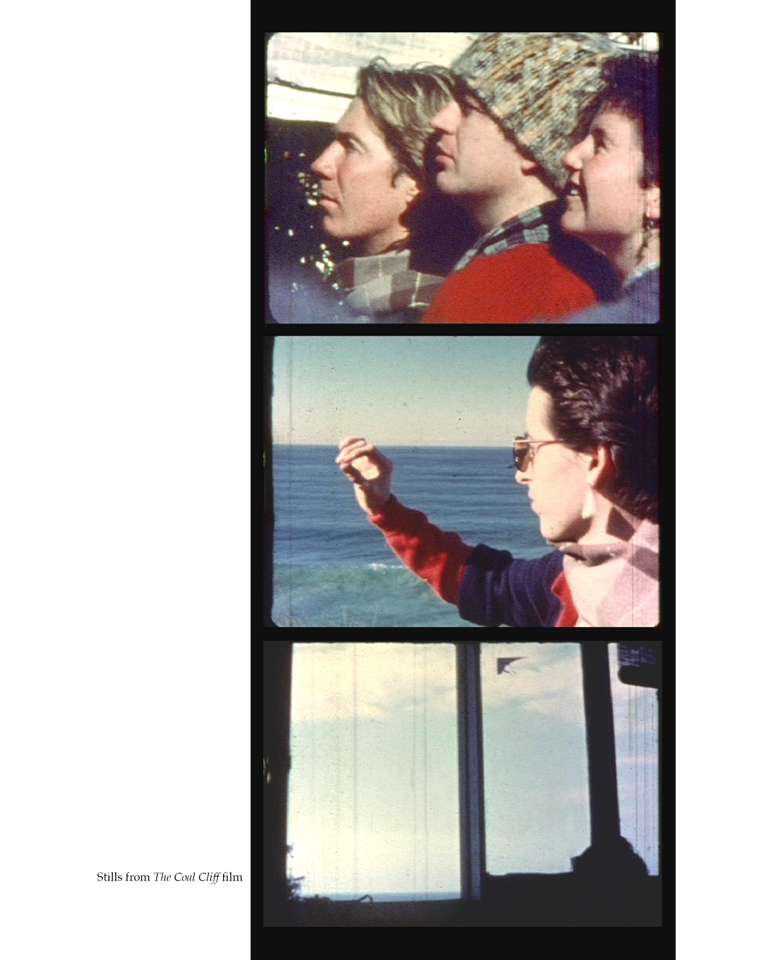 Kate Richards & Kurt Bremerton | The Coal Cliff | 1981 | Super8 | 13:30