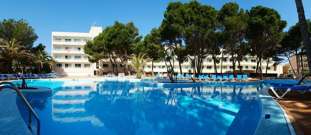Pool, S'Entrador Playa