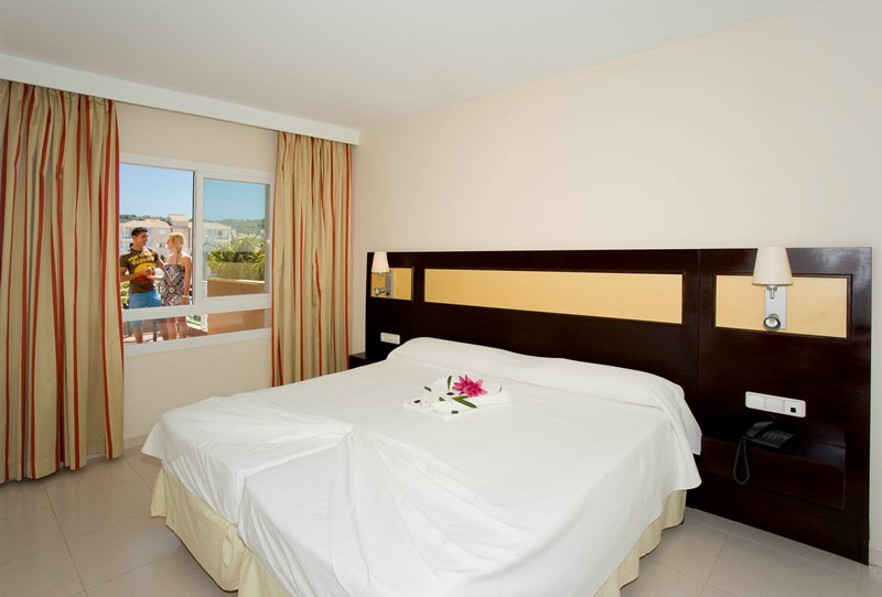 Zimmer, Illot Suites & Spa