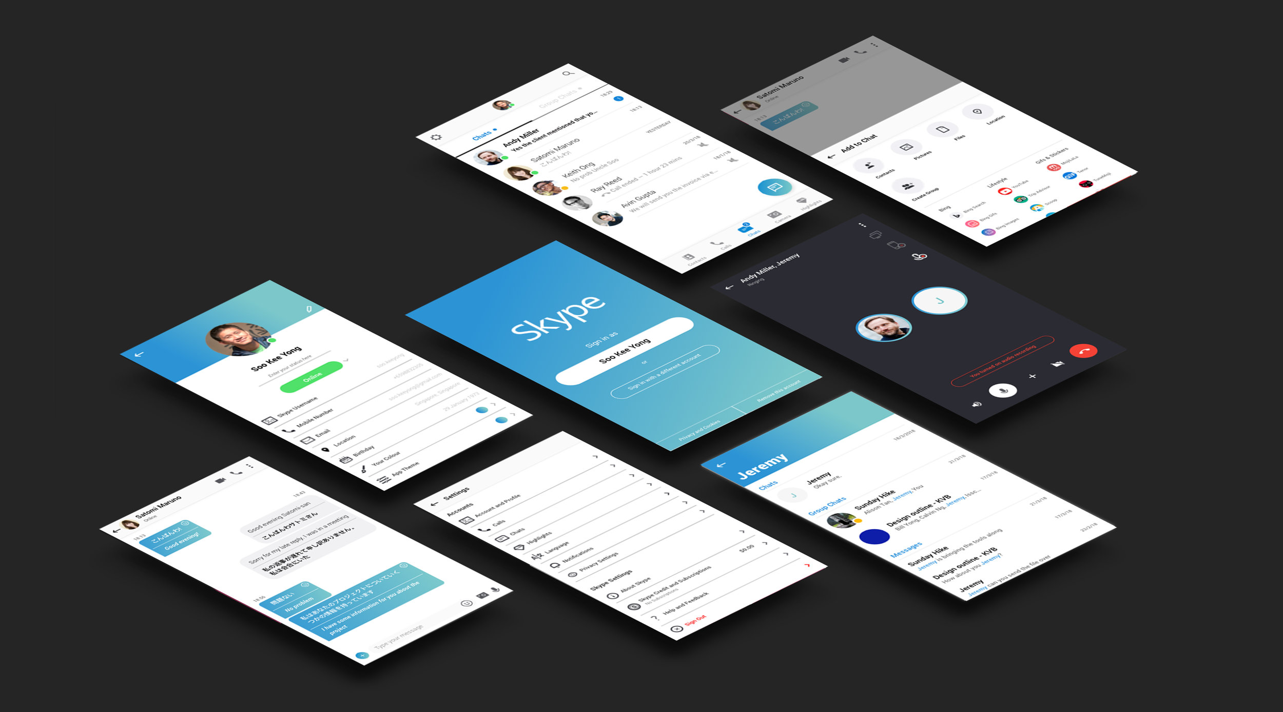 View prototype on Invision  here .