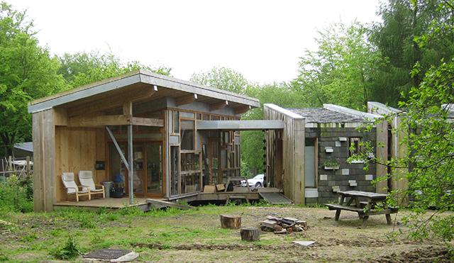 Hooke-Park-student-lodge-recycled-dorest-architect-bizley