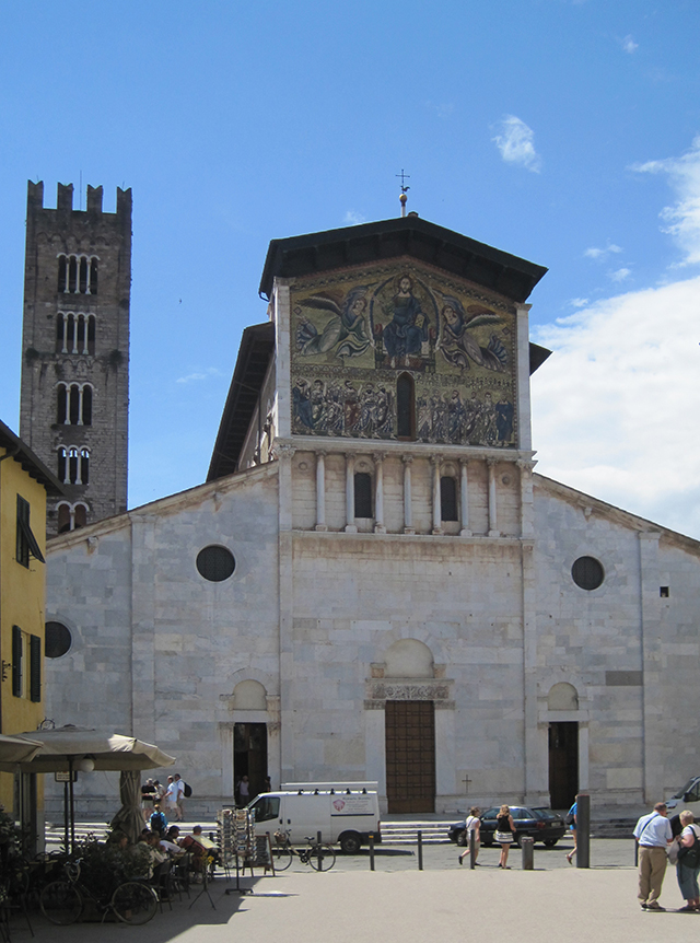 Basilica of San Frediano – Lucca