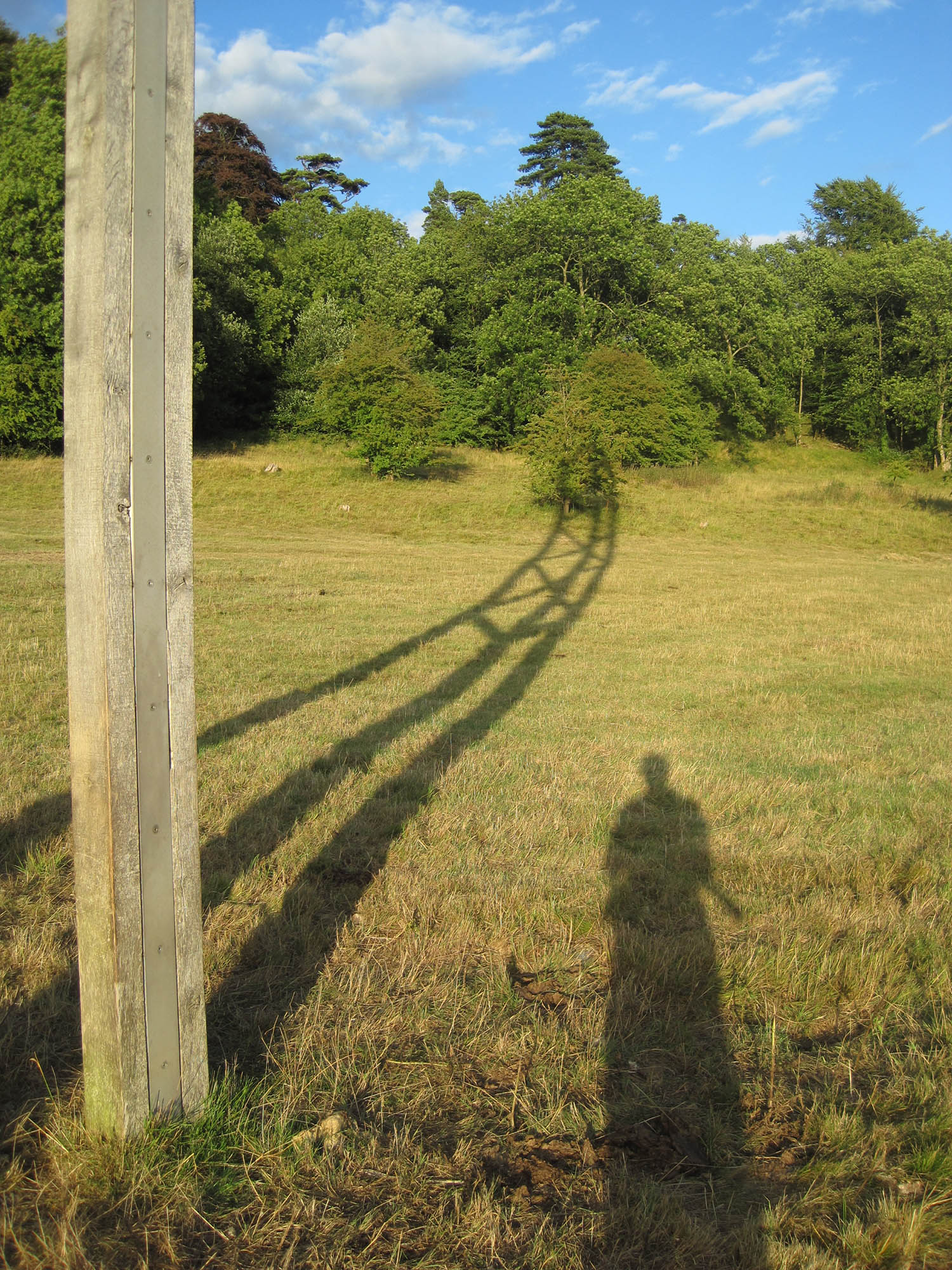 Smithson Obelisk Hadspen Shatwell Farm Somerset - 2