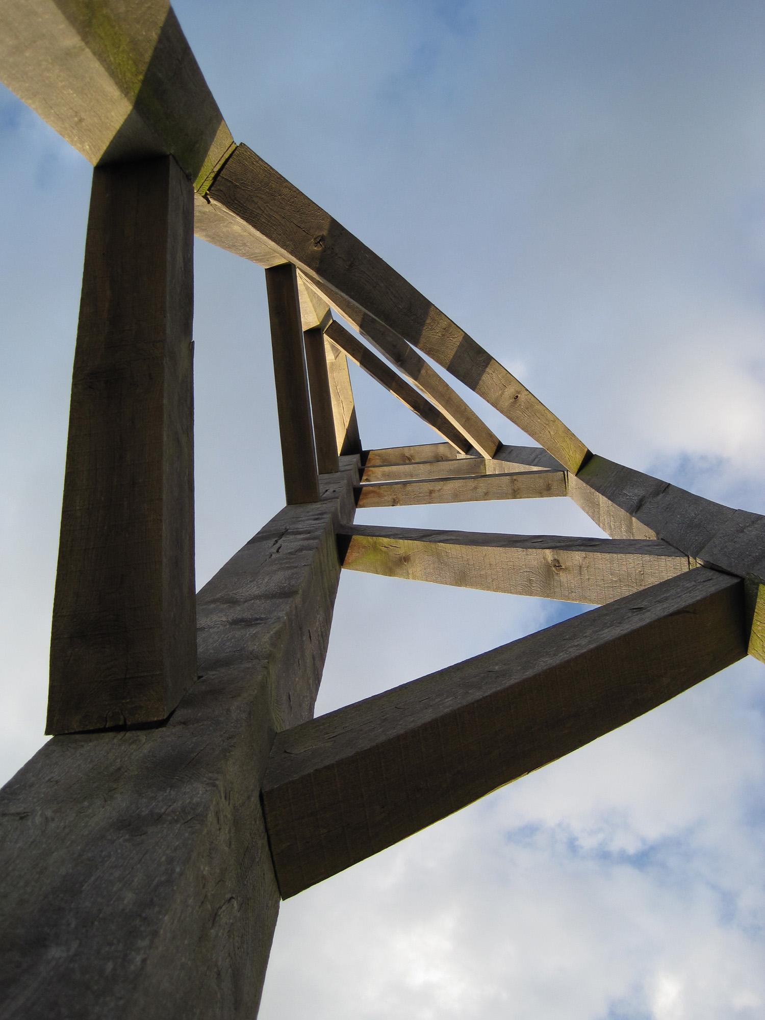Smithson Obelisk Hadspen Shatwell Farm Somerset 3