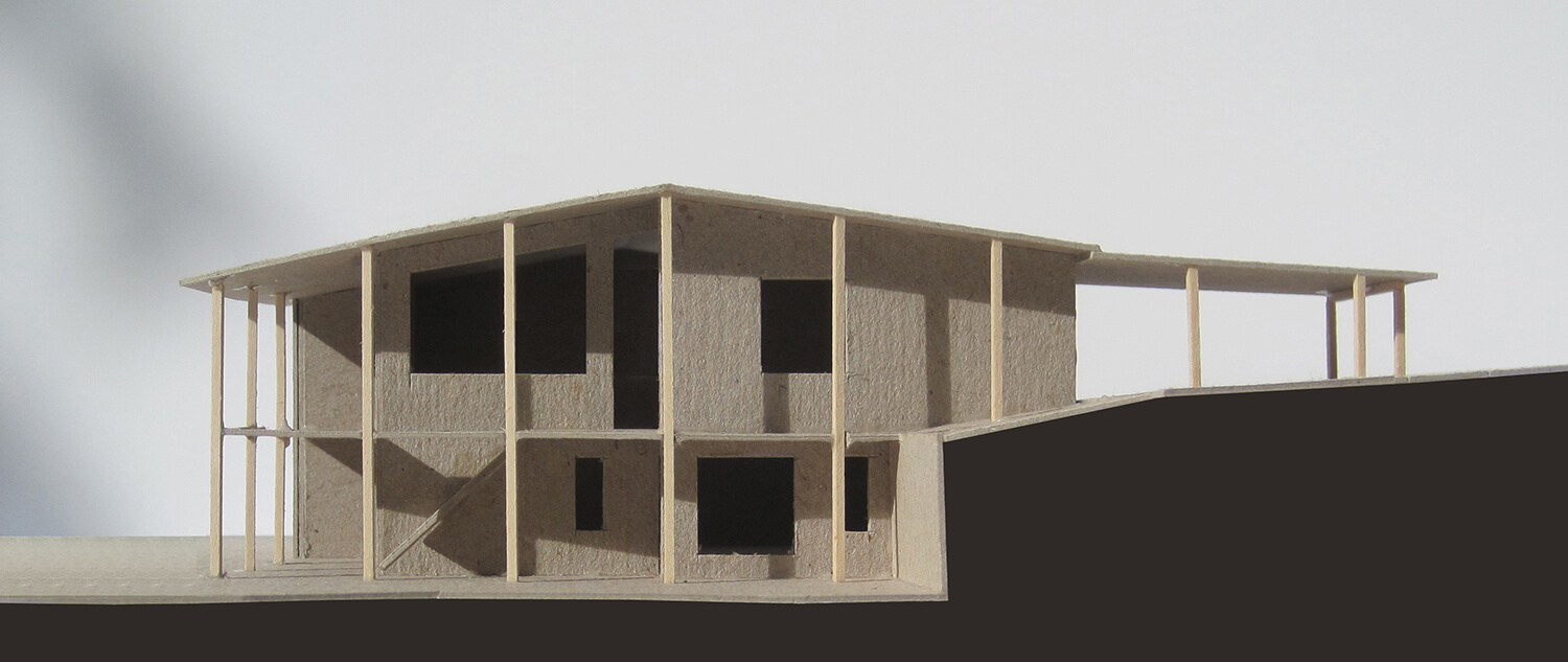 dundon passivhaus somerset prewett bizley model section.jpg