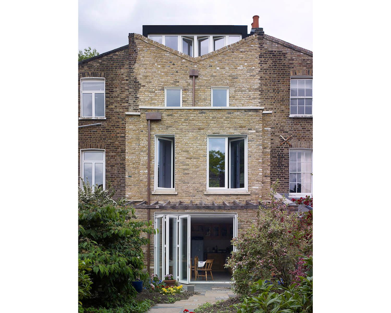 80% House Retrofit by Prewett Bizley Architects