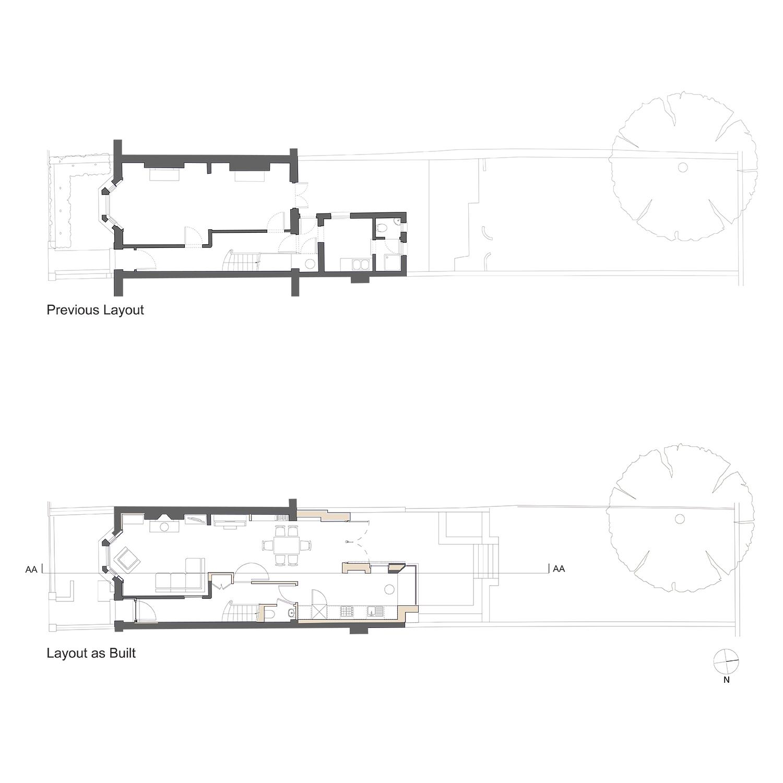 Prewett Bizley Architects - Kentish Town - Plans.jpg