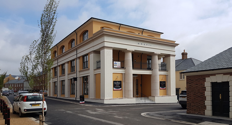 Poundbury-Dorset-Architect-housing-classical-temple-carpet-shop.jpg