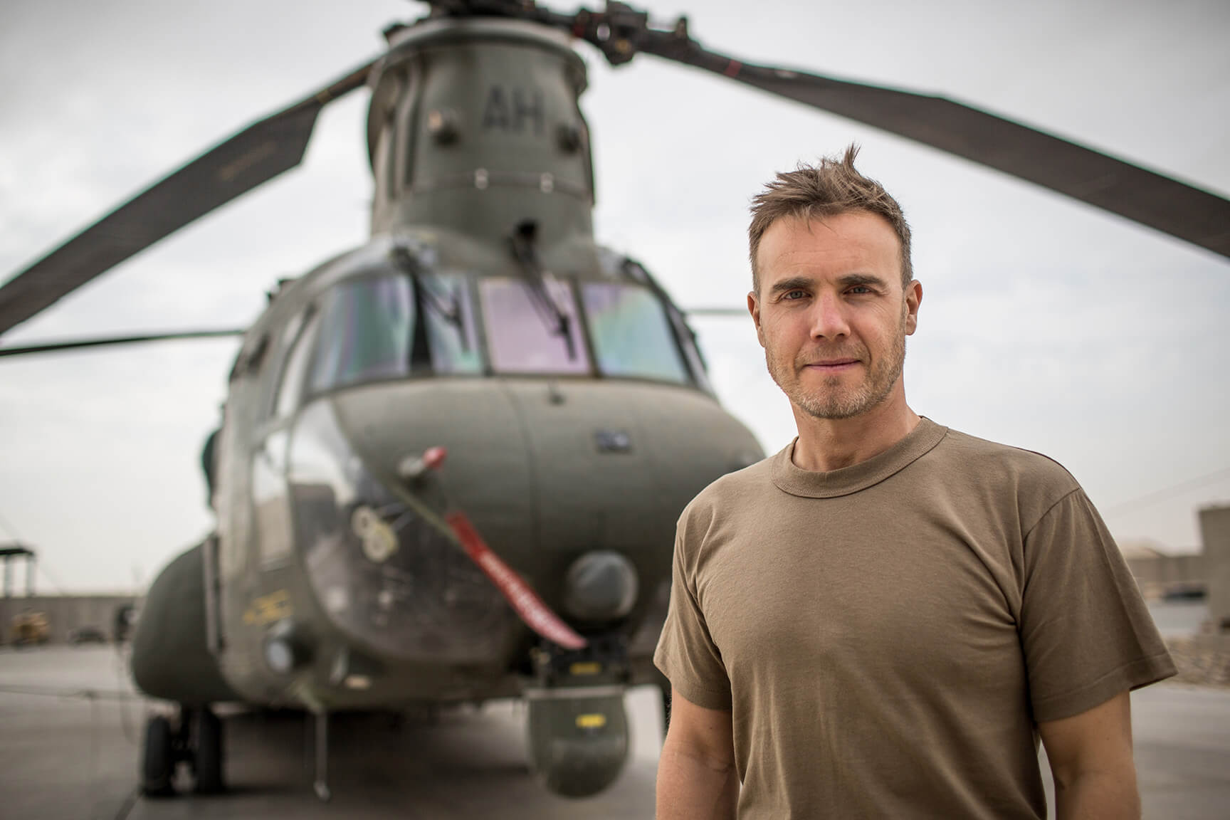 Gary Barlow-Journey to Afghanistan/ITV
