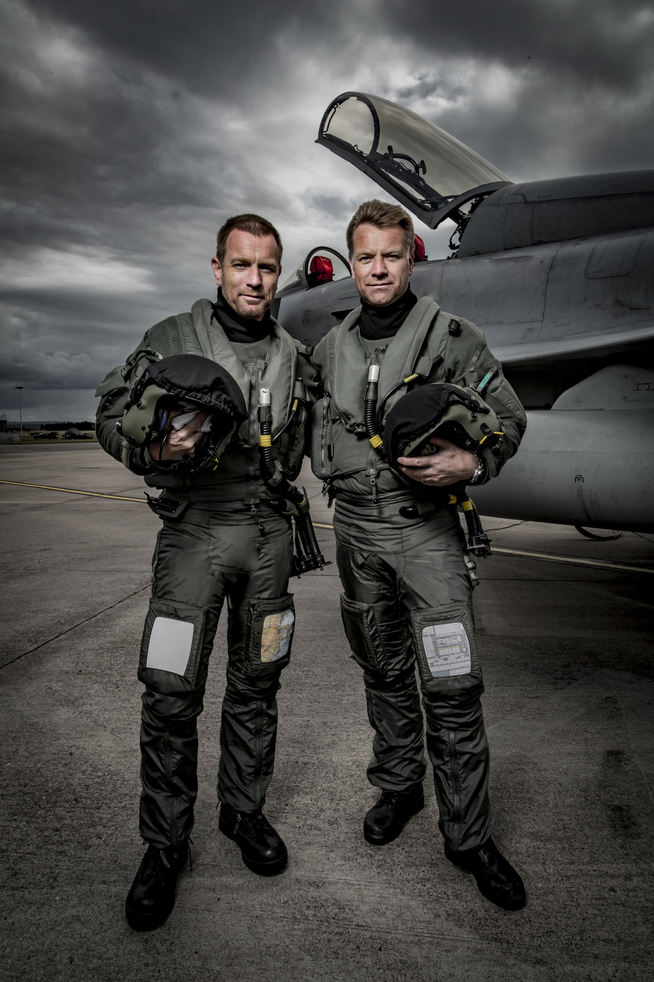 MCGREGOR BROTHERS-100 YEARS OF THE RAF