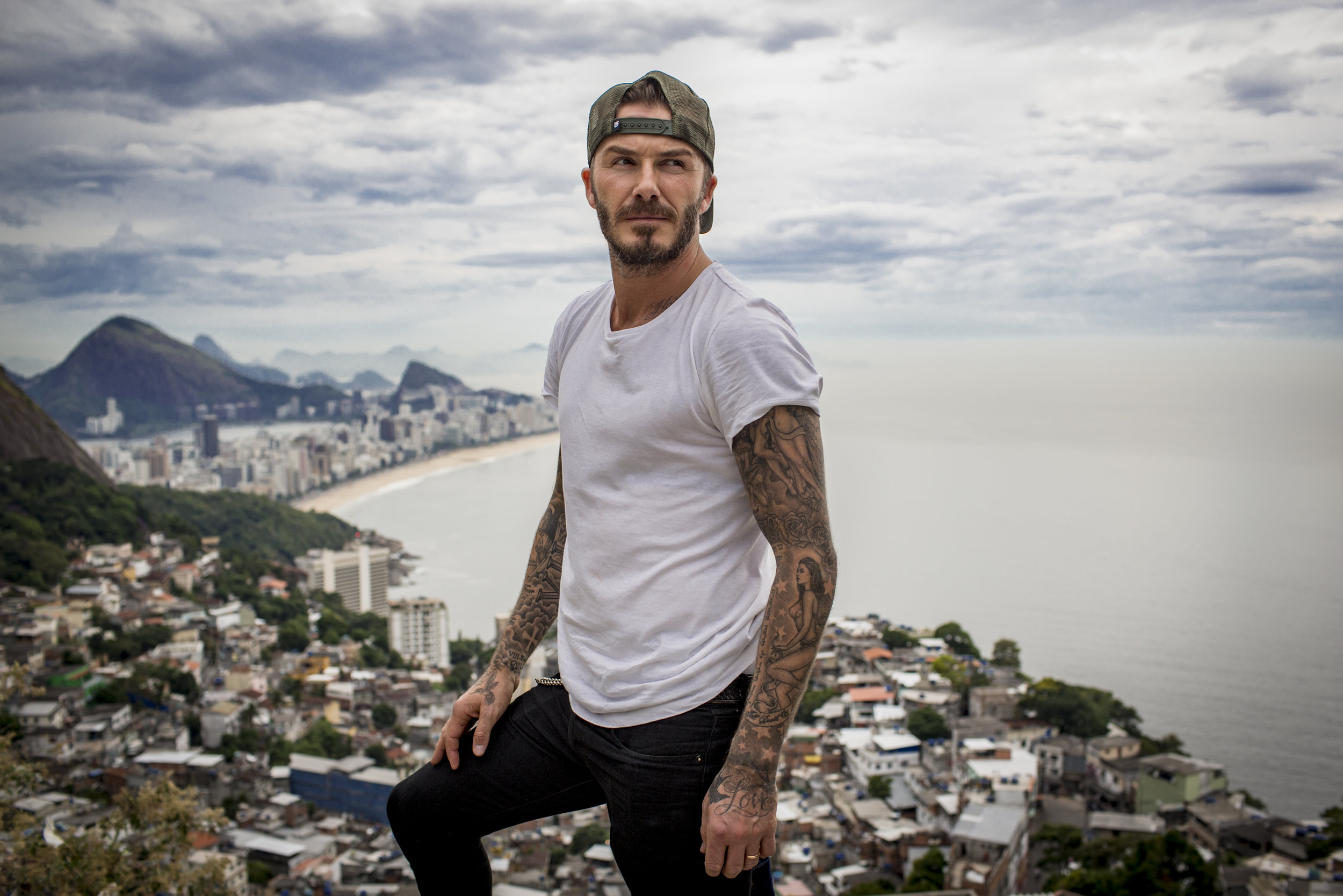 David Beckham-Into the Unknown/BBC
